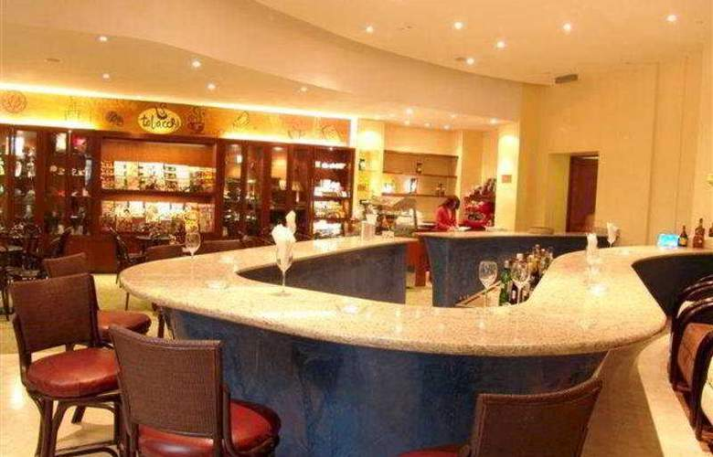Crowne Plaza Hotel de Mexico - Bar - 8