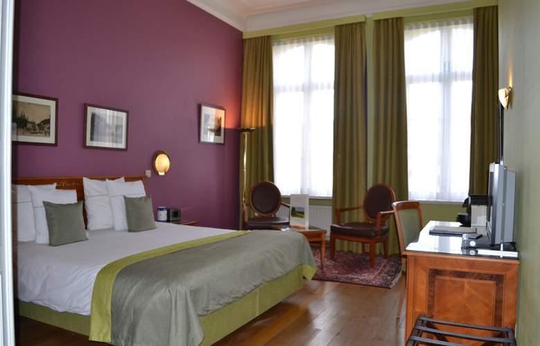 Best Western Premier La Villa Des Fleurs - Room - 13