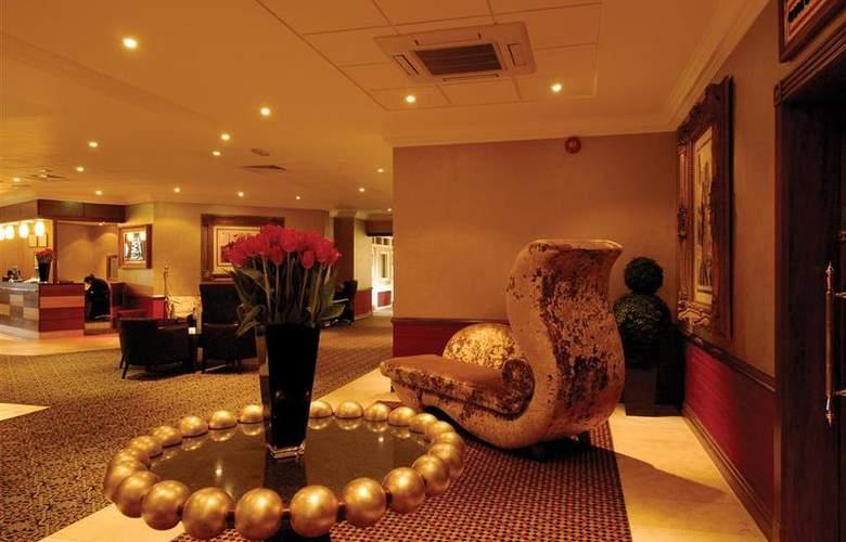 Best Western Premier Leyland - Hotel - 108