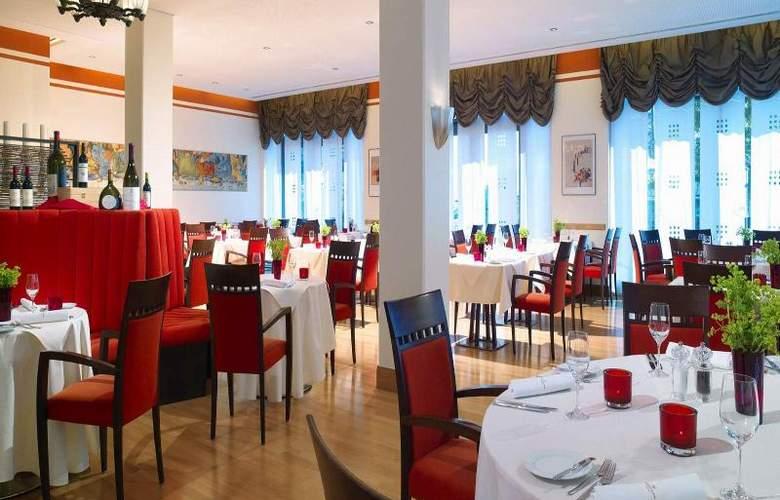 Arabella Sheraton Hotel Carlton - Restaurant - 10