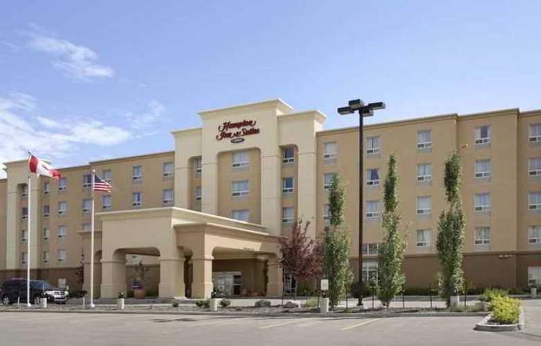Hampton Inn & Suites Edmonton West - Hotel - 0