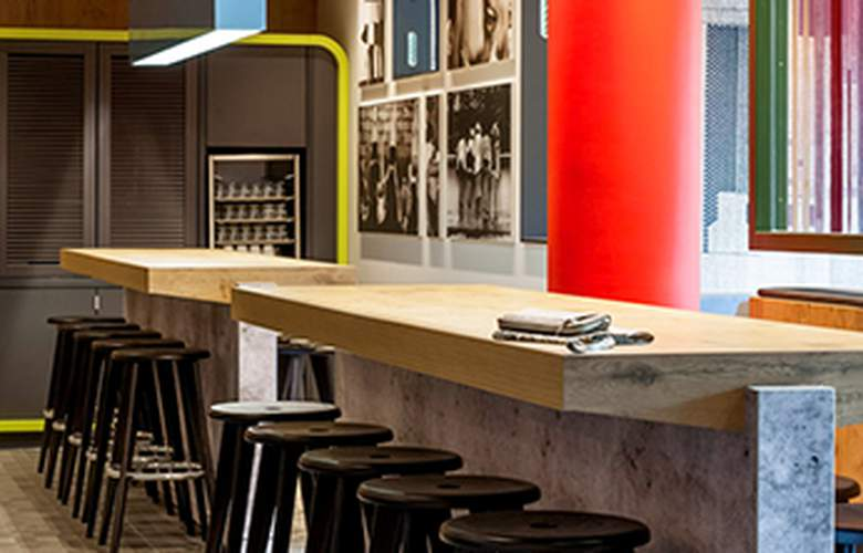 Ibis Berlin City Potsdamer Platz - Bar - 9