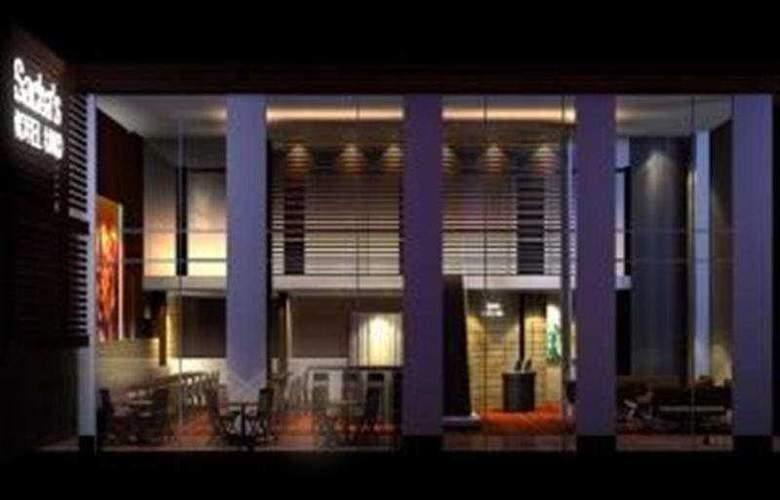 Sacha's Hotel Uno - Hotel - 0