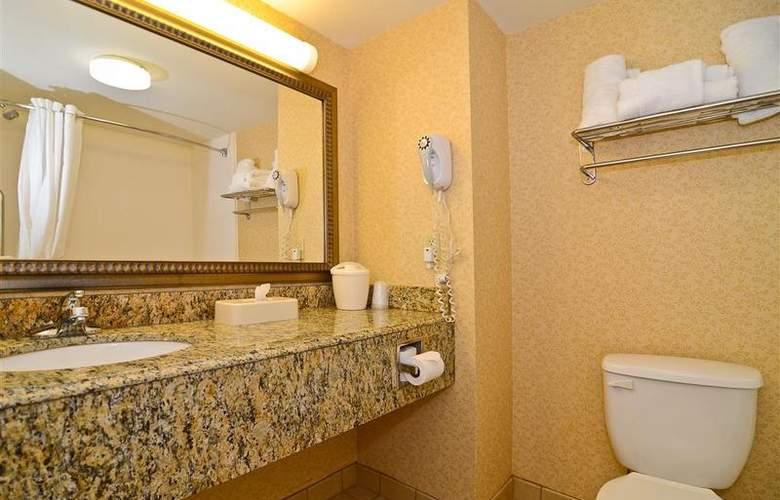Best Western Executive Inn & Suites - Room - 123