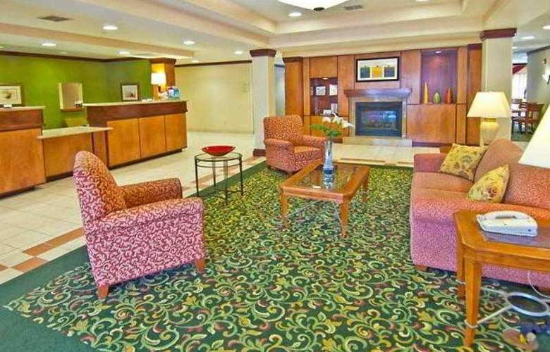 Fairfield Inn suites Edmond - Hotel - 0