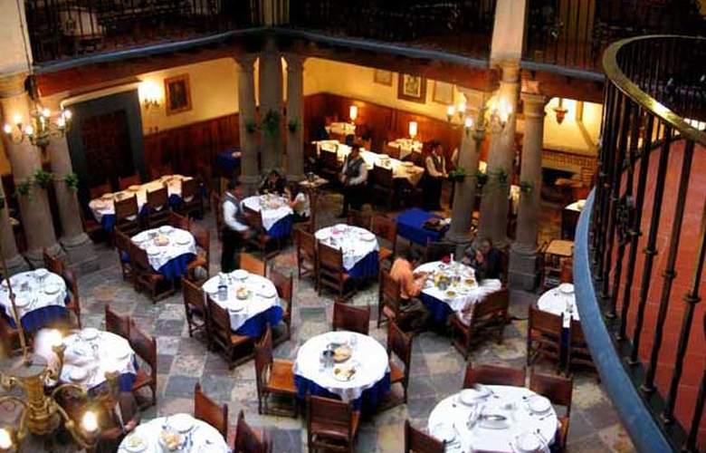 Colonial de Puebla - Restaurant - 1