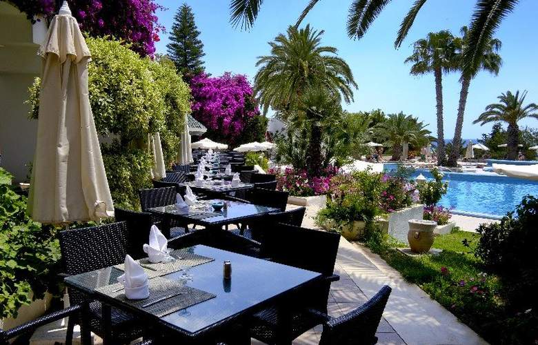 Sol Azur Beach - Terrace - 6