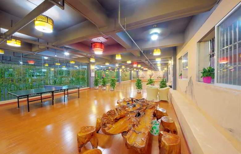 Euro Garden Hotel Guangzhou - Sport - 3