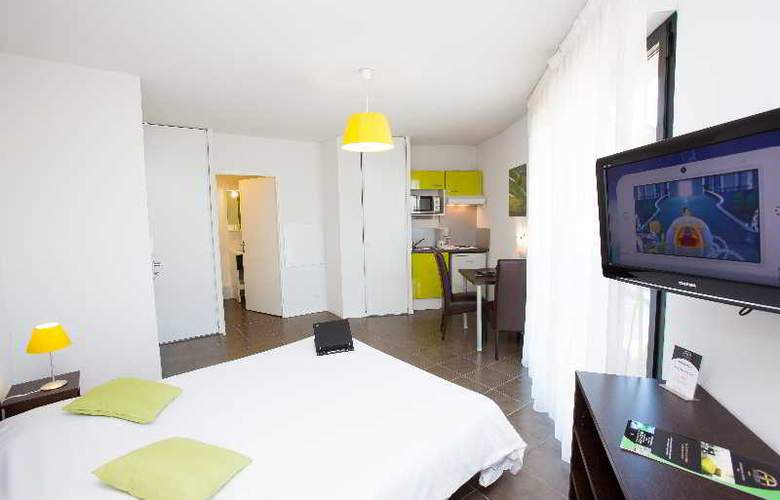 All Suites Appart Hotel Pau - Room - 14