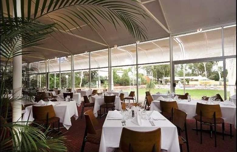 Desert Gardens Hotel by Voyages - Restaurant - 9