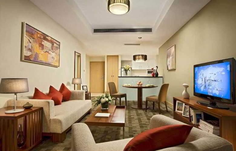 Somerset Youyi Tianjin - Room - 17