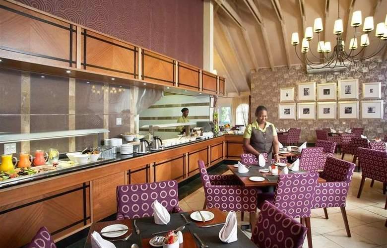 Mercure Johannesburg Randburg - Restaurant - 27
