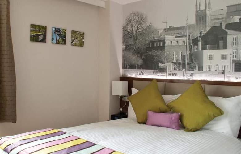 Best Western Plus Seraphine Hotel Hammersmith - Room - 91