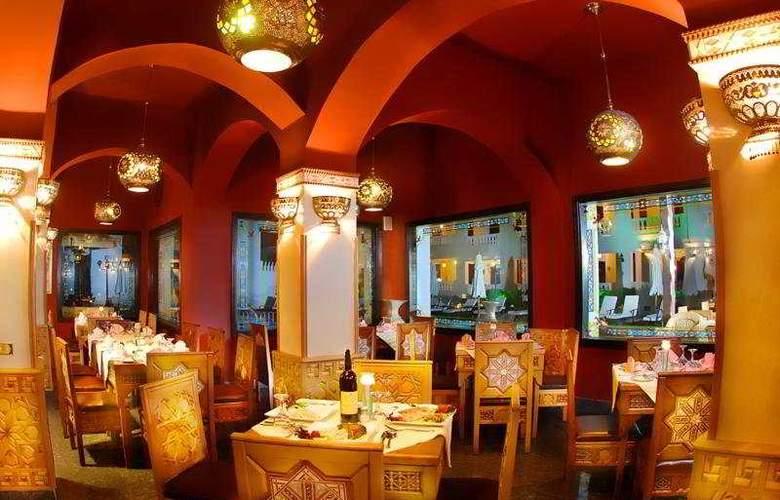 Oriental Rivoli Hotel Sharm El Sheikh - Restaurant - 4