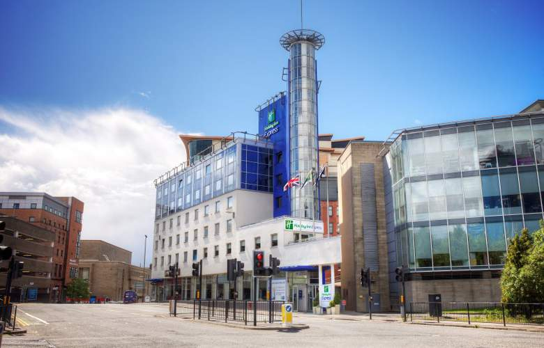 Holiday Inn Express Glasgow Theatreland - Hotel - 0