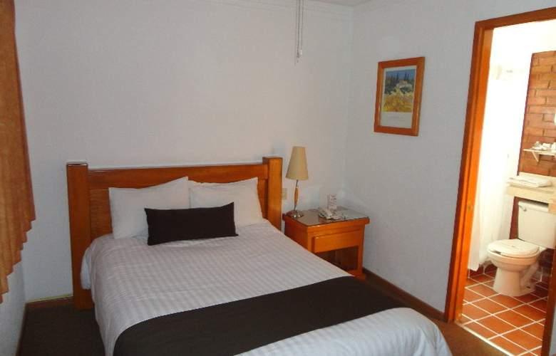 Campestre Inn Hotel & Residencias - Room - 3