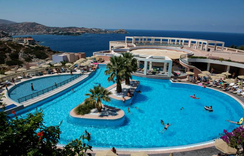 CHC Athina Palace Resort and Spa - Pool - 9