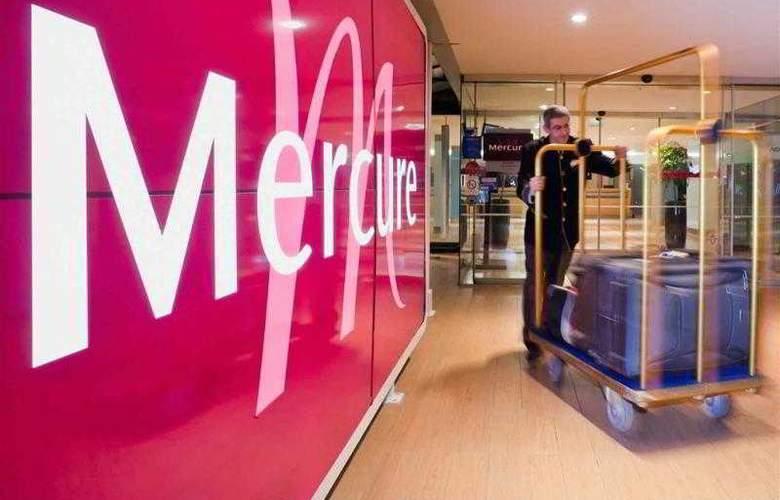 Mercure Paris Centre Tour Eiffel - Hotel - 39