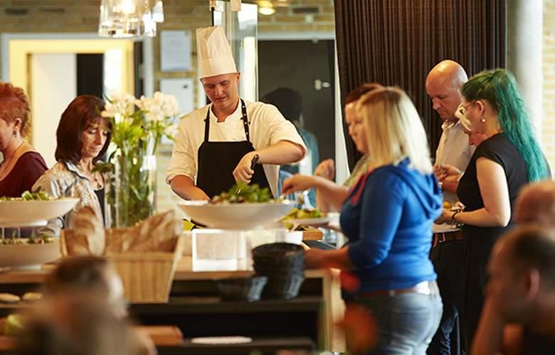 Best Western Hotel Fredericia - Restaurant - 3
