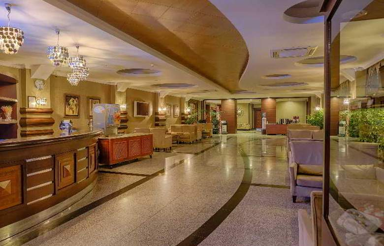 Grand Pasa Hotel - General - 1