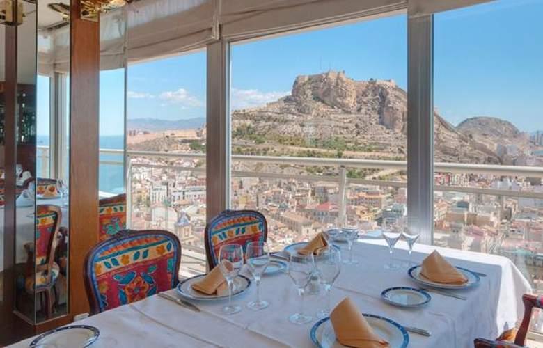 Tryp Alicante Gran Sol - Restaurant - 25