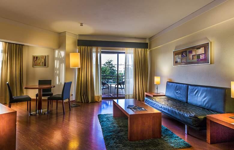 Vila Gale Cerro Alagoa - Room - 14