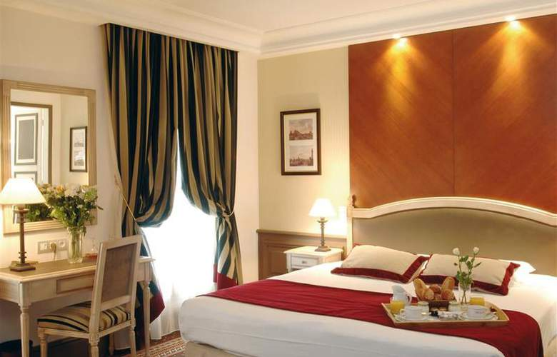 Best Western Premier Trocadero La Tour - Room - 28