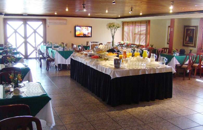 Harbor Hotel Batel - Restaurant - 10