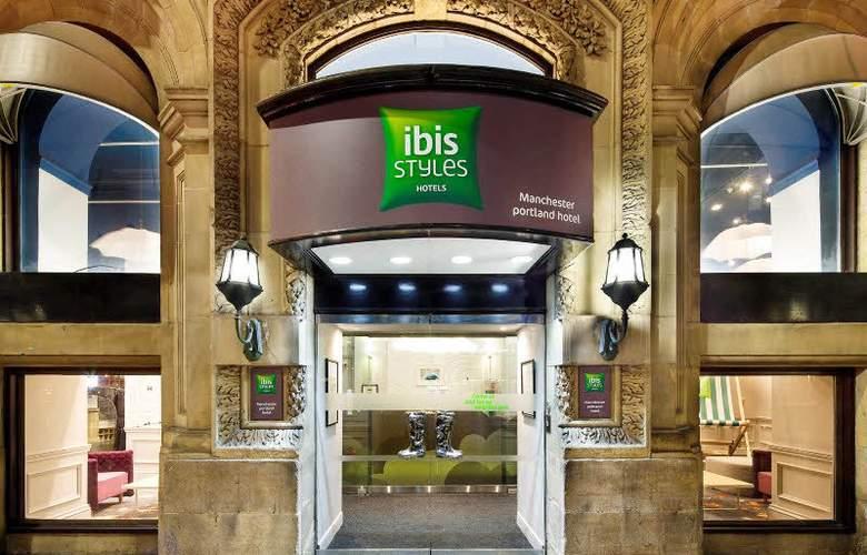 ibis Styles Manchester Portland - Hotel - 0