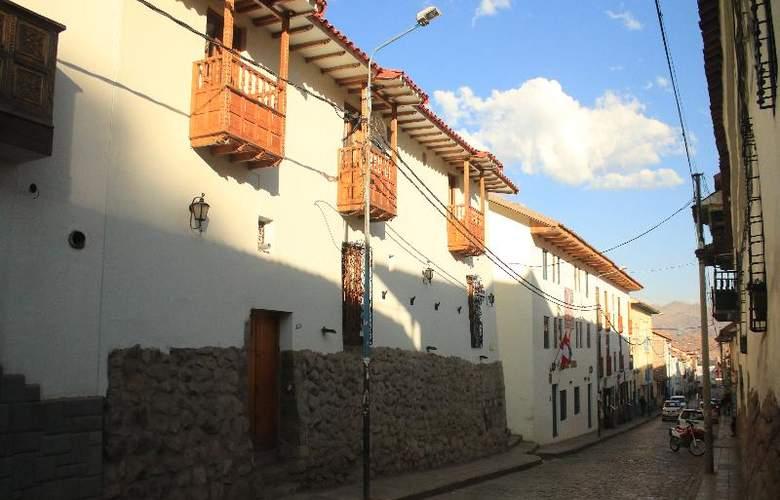 Hotel & Mirador Los Apus - Hotel - 2