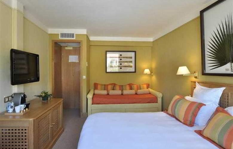 Best Western Hotel Montfleuri - Hotel - 71