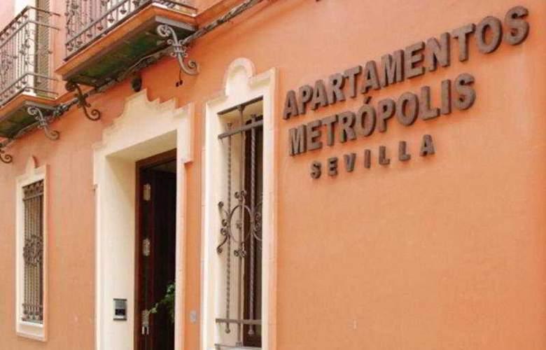 Apartamentos Metrópolis Sevilla - Hotel - 0
