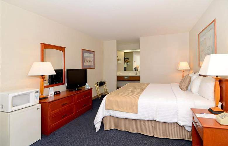 Best Western Airport Inn - Room - 57