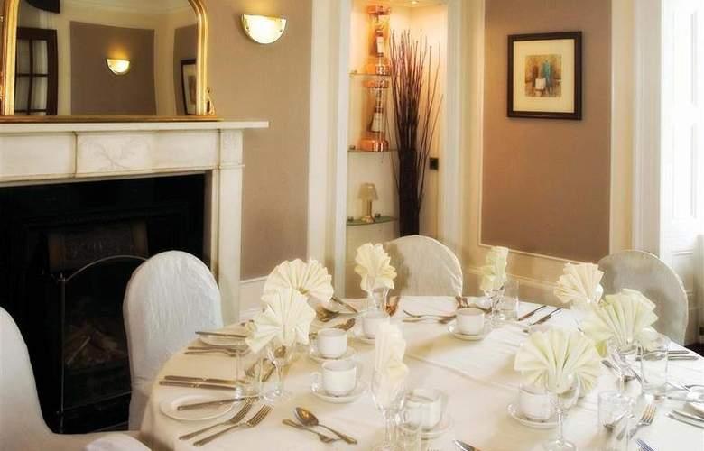 Best Western Dryfesdale - Restaurant - 390