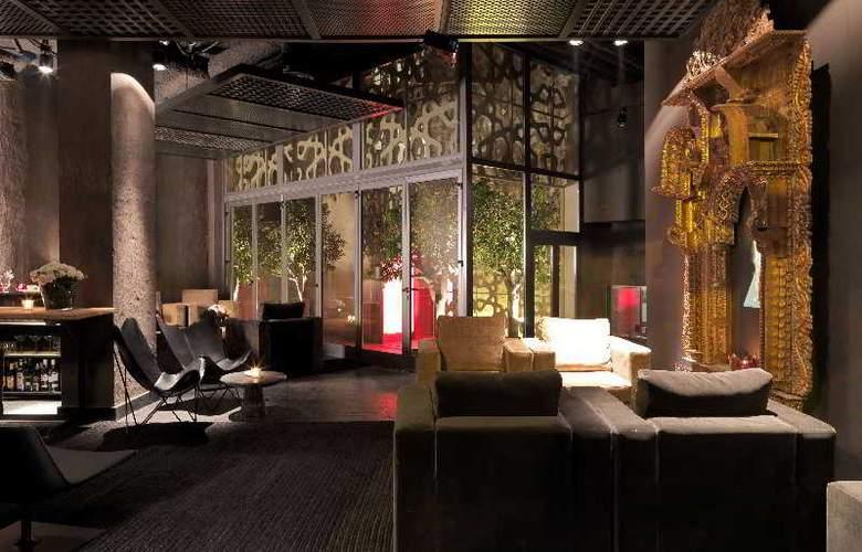 EME Catedral Hotel - Restaurant - 28