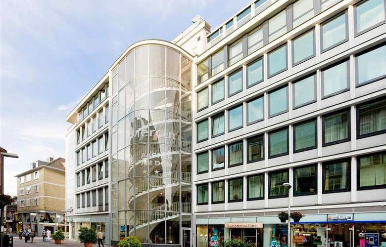 Mercure Aachen am Dom - Hotel - 26