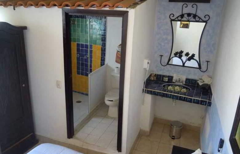 Hotel & Spa Mansion del Burro Azul - Room - 10