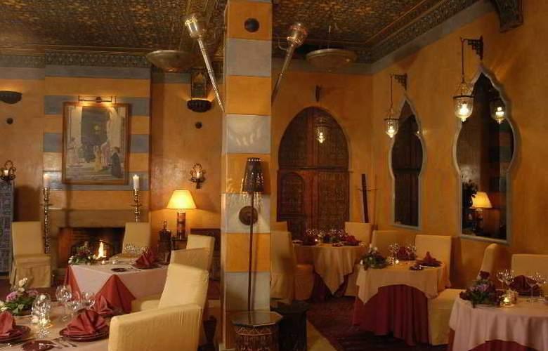 La Maison Arabe - Restaurant - 10