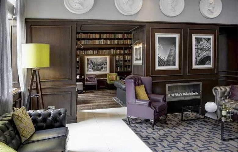 Best Western Mornington Hotel London Hyde Park - Hotel - 33