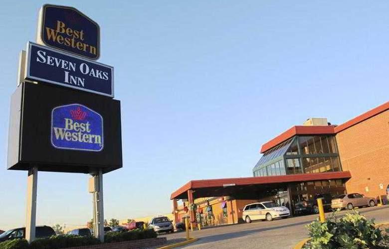 Best Western Seven Oaks Inn - Hotel - 28