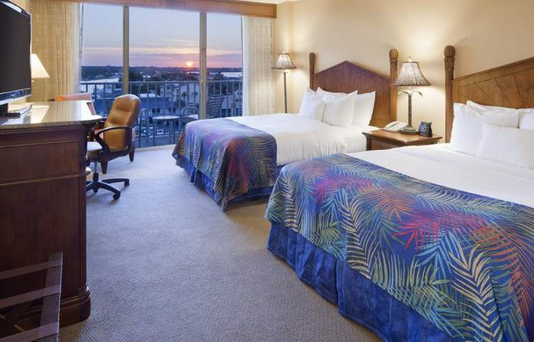 DoubleTree Beach Resort by Hilton Tampa Bay/North - Room - 21