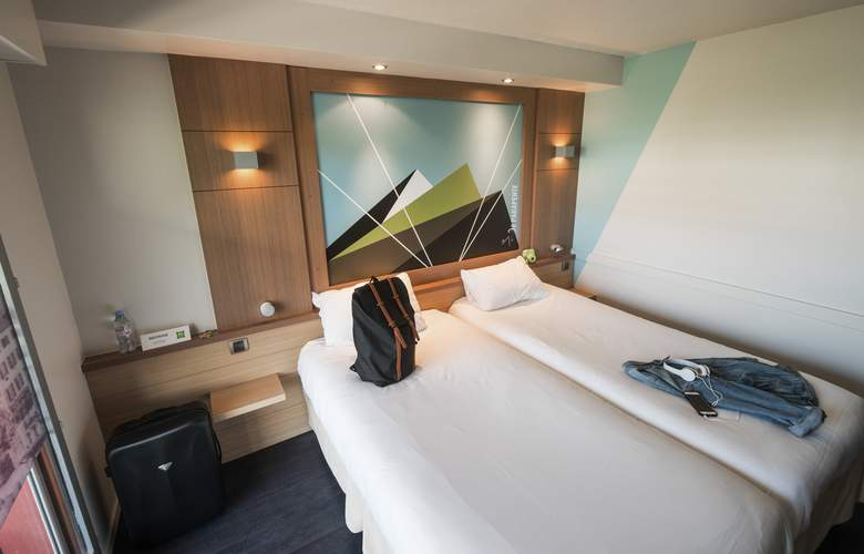 Ibis Styles Annecy Centre Gare - Room - 8