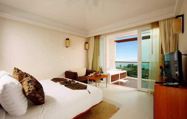 KC Resort and Over Water Villa's - Room - 10