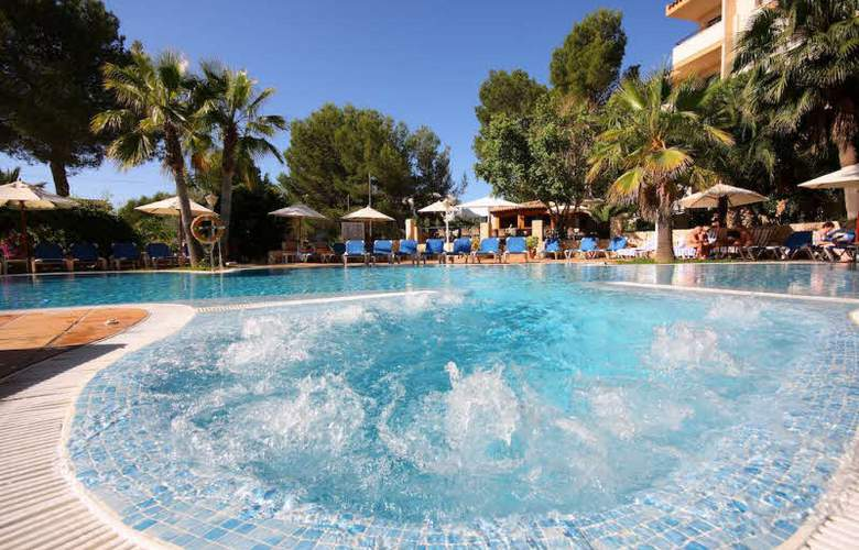 Valentín Paguera Hotel & Apartamentos Mallorca - Adults Only - Pool - 11