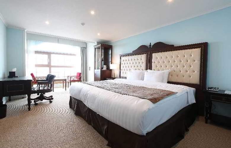 Jeju Aria Hotel - Room - 9