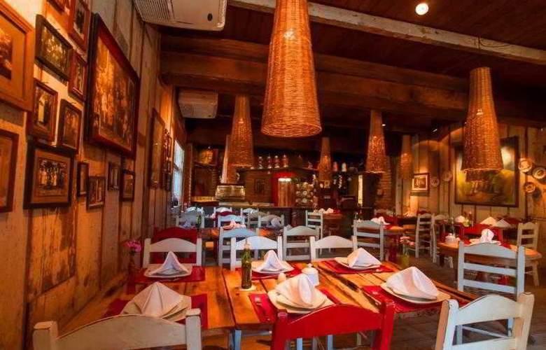 Wish Serrano Resort & Convention - Restaurant - 10