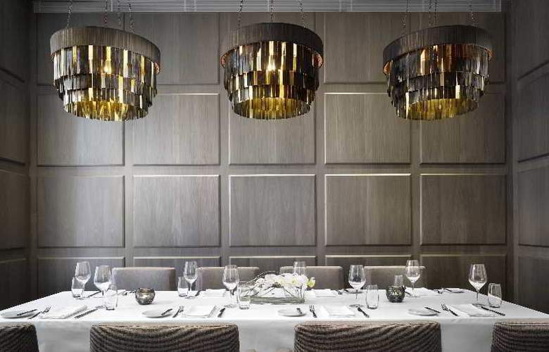 The Emblem Hotel - Restaurant - 27
