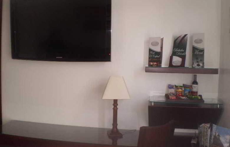 Hotel Platinum Suite - Room - 17