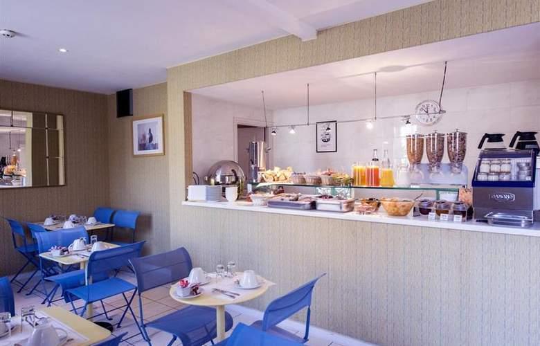 Best Western Alba Hotel - Restaurant - 64