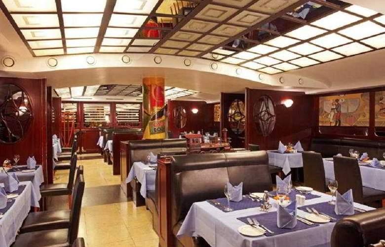 Seaside Park Hotel Leipzig - Restaurant - 7